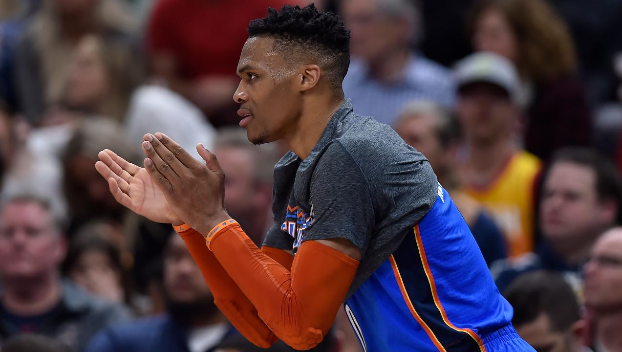 97eafb8efd8 OKC Thunder: Team's patch deal completes sponsorship for all 30 teams |  SI.com