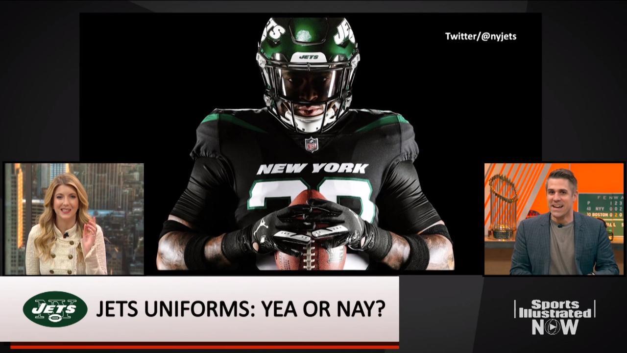 902034e25d1 New York Jets jerseys: Is the new design an improvement? | SI.com