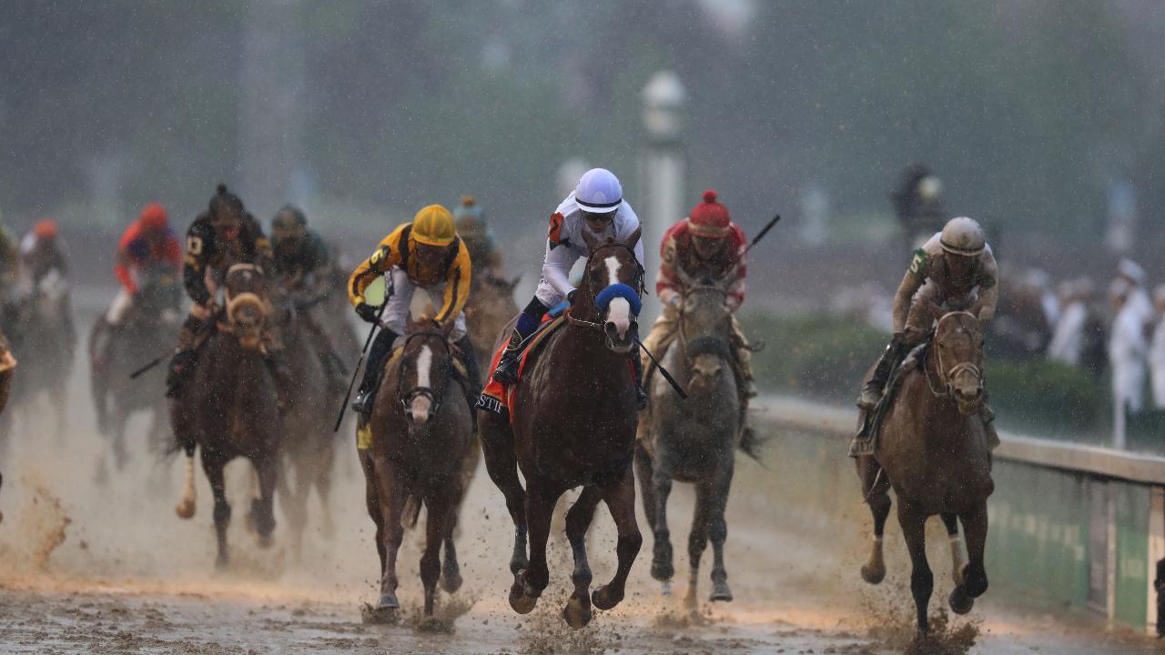 On Eve of Kentucky Derby, Horse Deaths Threaten Sport's Future
