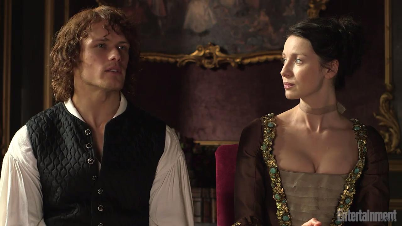 heughan balfe dating Sam heughan and caitriona balfe photos, news and gossip find out more about.