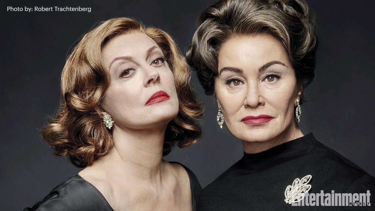 Feud Bette Davis Amp Joan Crawford S Unbelievable Oscars