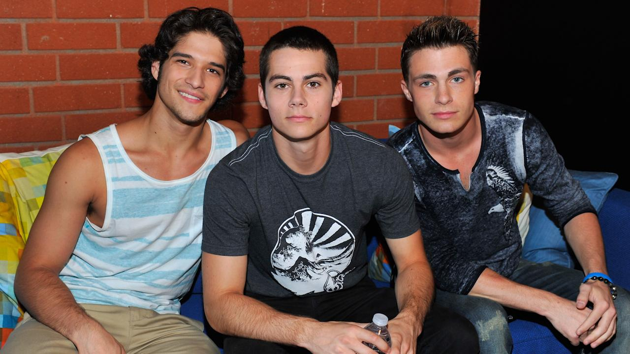 Teen wolf mtv announces reboot with new cast ew kristyandbryce Image collections