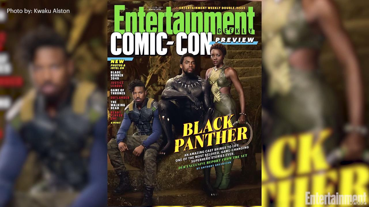 a look at the baku in the film star trek Marvel's black panther has shot to the top echelon of most-anticipated upcoming comic book movies,  baku (played by person of interest star  in the film.