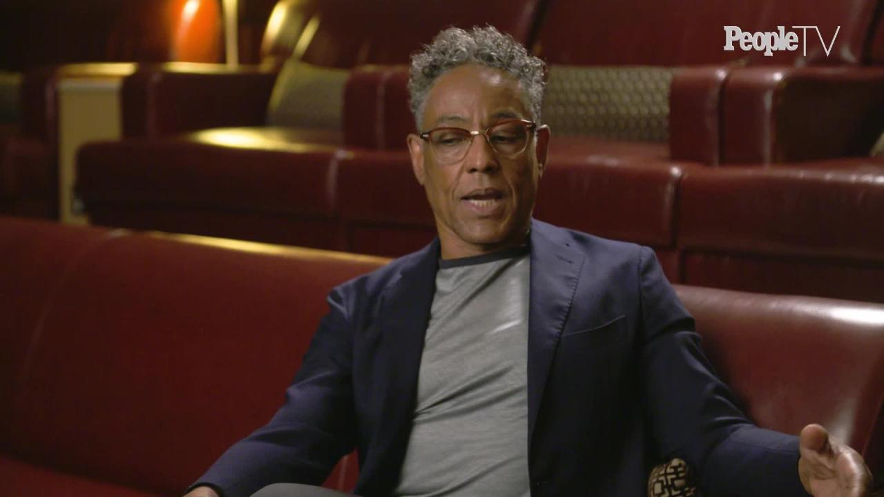 Breaking Bad Giancarlo Esposito Reveals His Favorite Scene As Gus Fring Ew Com
