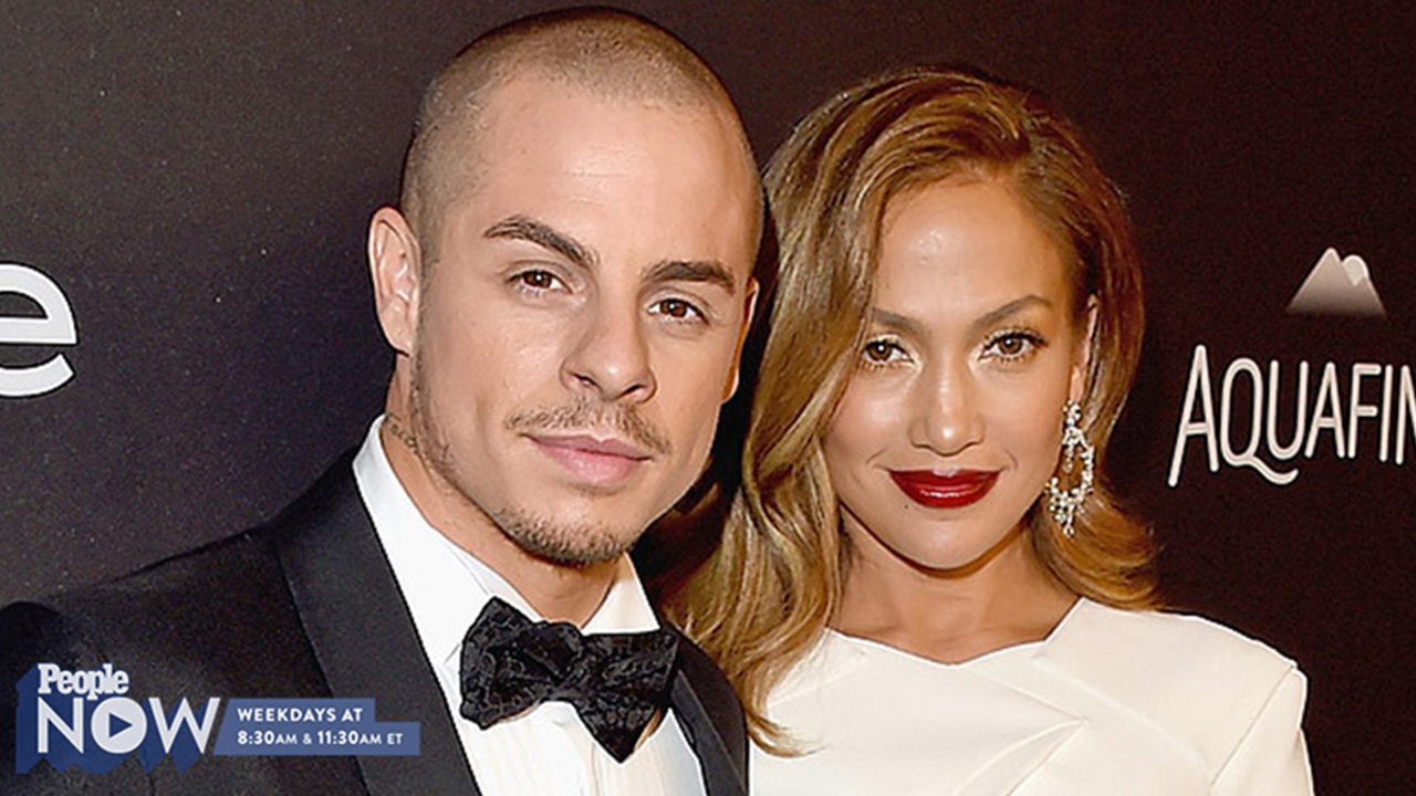 J.Lo and Casper Smart Are Maybe Kind of Back Together