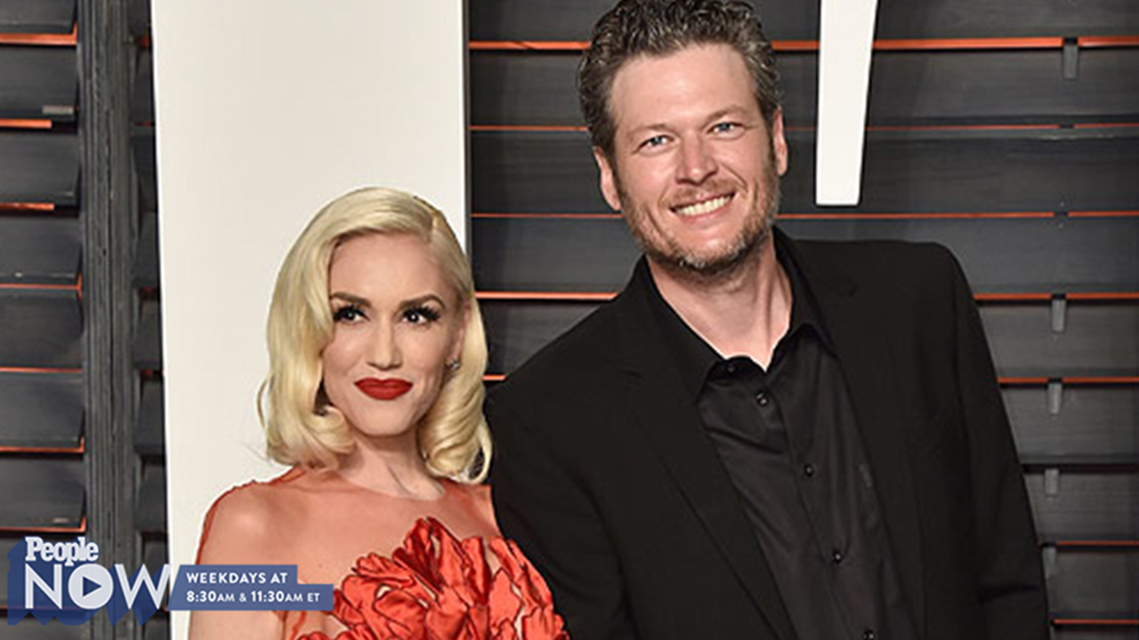 the voice gwen stefani and blake shelton flirting Gwen stefani, soundtrack: trolls gwen renee stefani was blake shelton knows marrying gwen stefani could end in disaster — and it 2013 the voice of the.