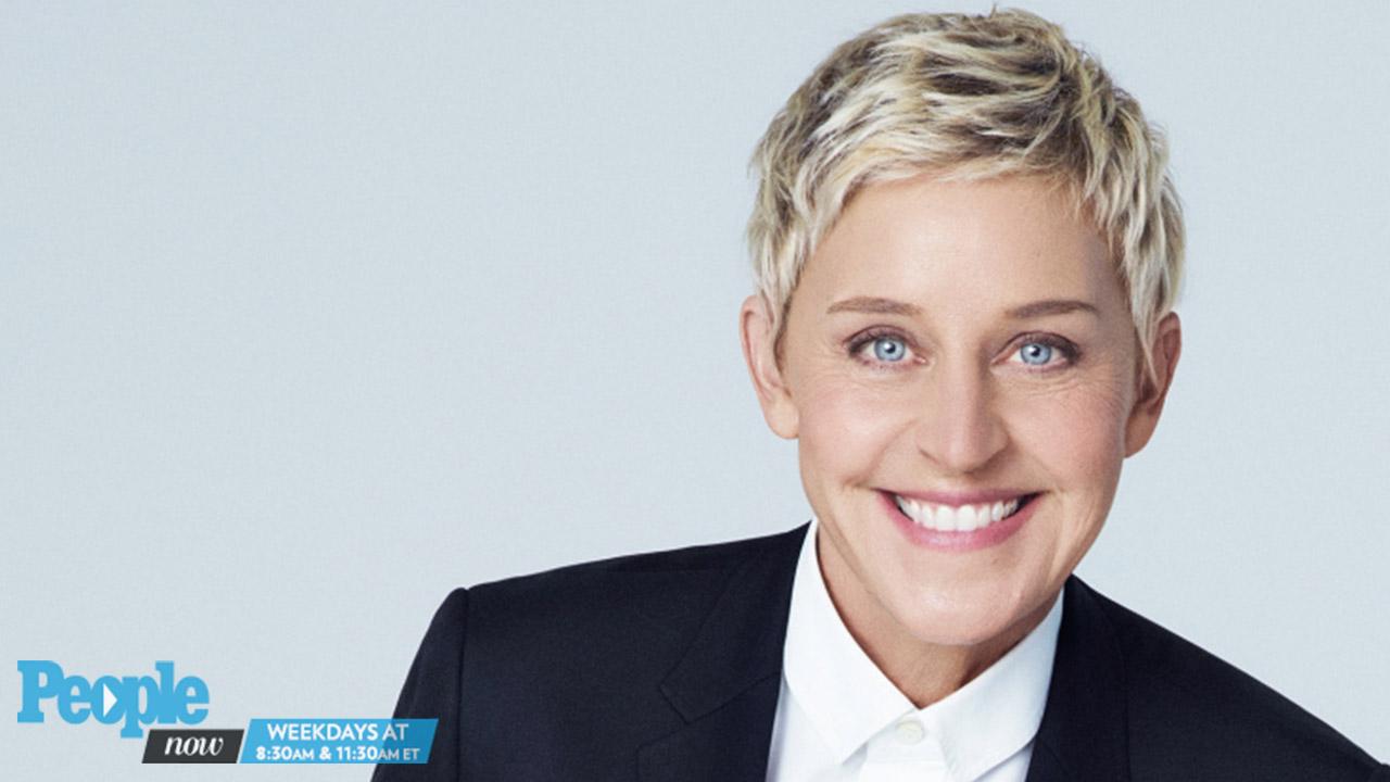 Ellen degeneres gets emotional about 20th anniversary of for How is ellen degeneres