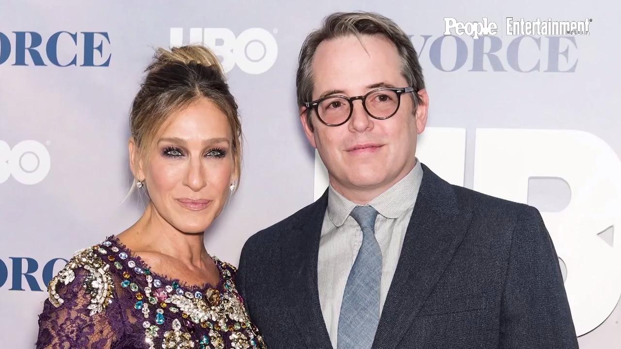 Sarah Jessica Parker Stuns During a Date Night with ...