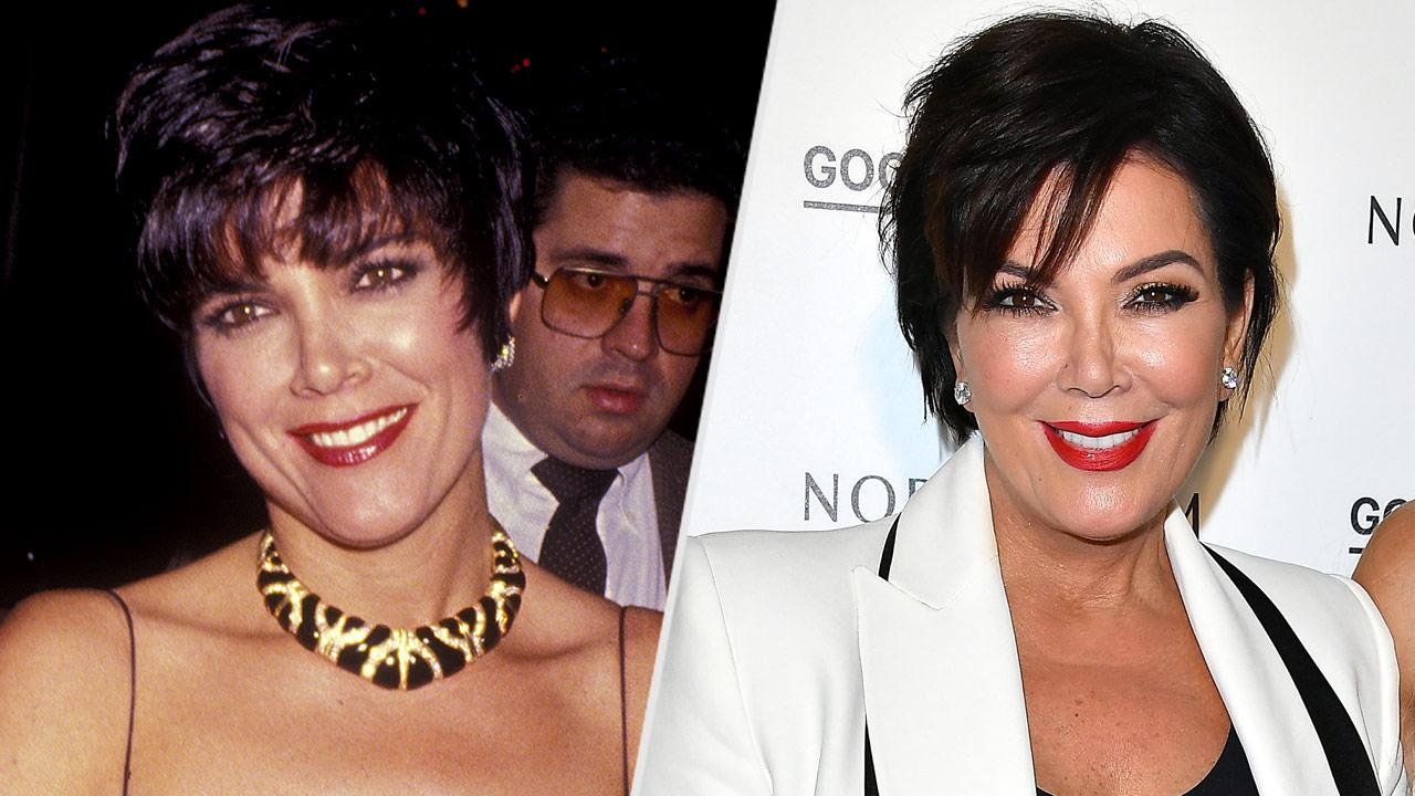 Kris Jenner Dresses Up As Sexy Alice In Wonderland
