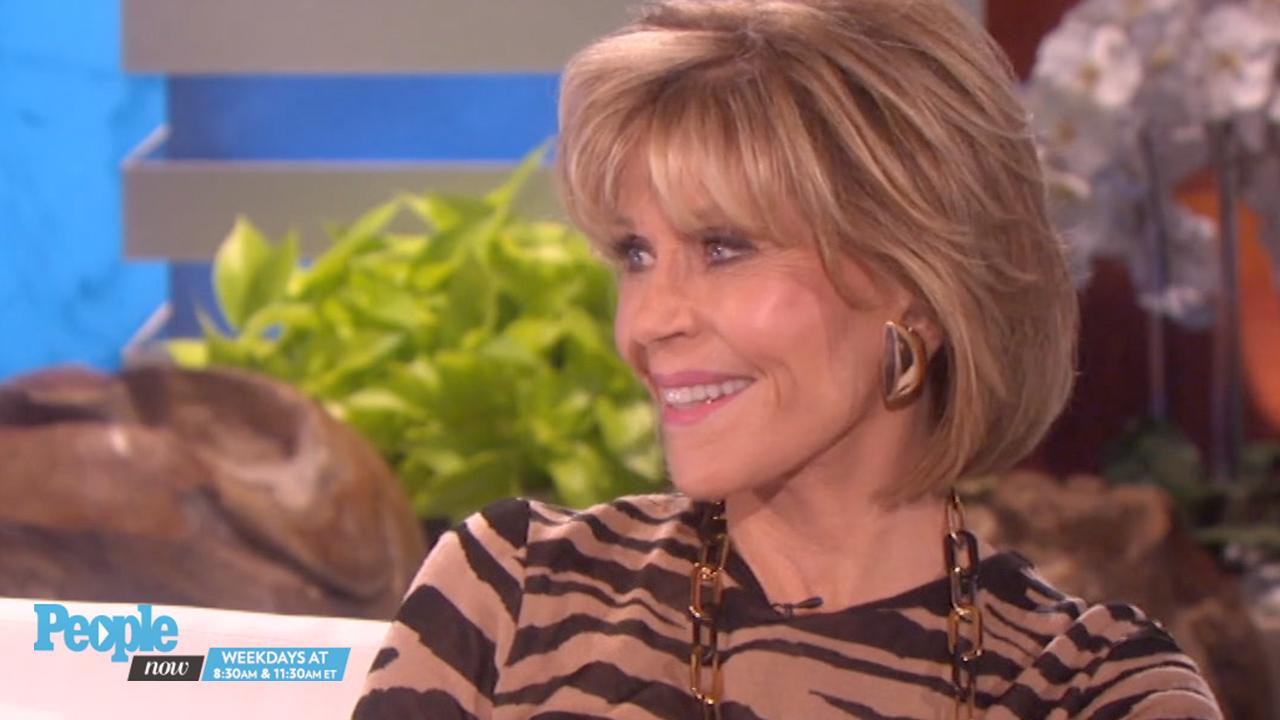 Jane Fonda Hair Styles: Jane Fonda Celebrates 80th Birthday With Star-Studded