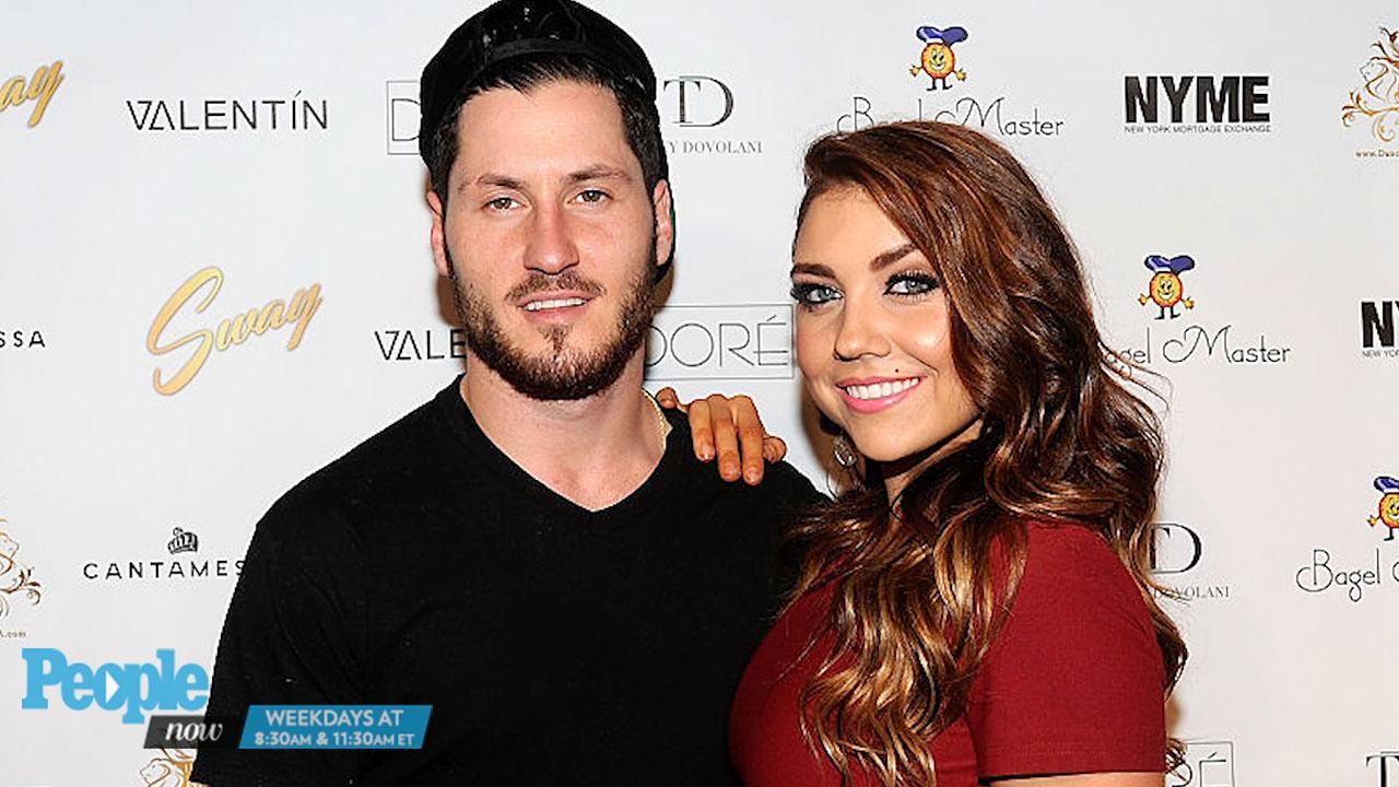 Dwts Couple, val Jenna s, relationship Timeline Shows They