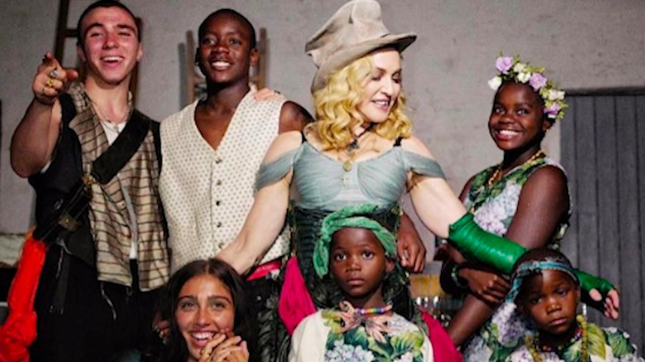 Madonna wishes her daughter lourdes a happy birthday people bookmarktalkfo Image collections