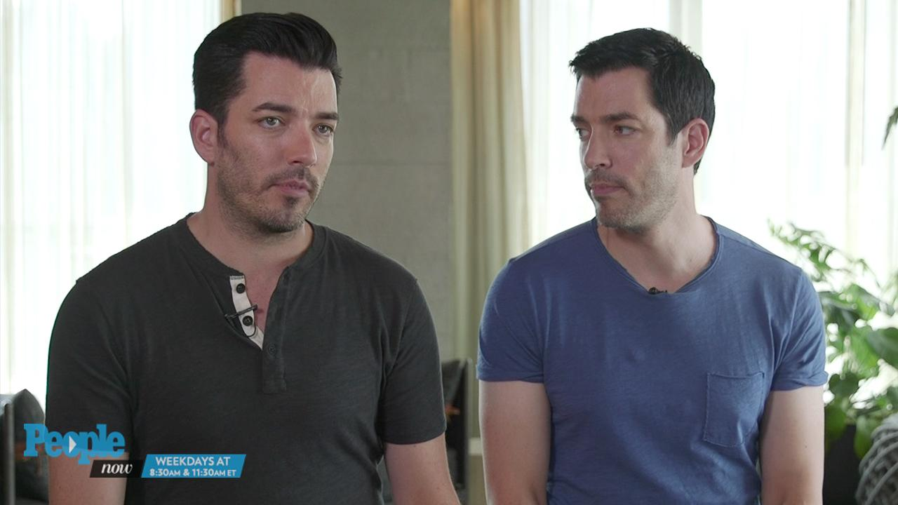 Drew And Jonathan Scott 39 S Property Brothers Roles Reversed