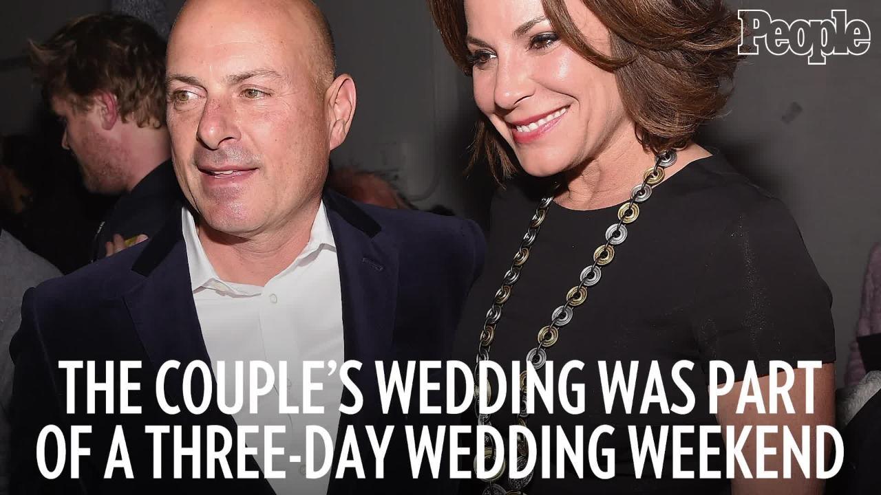 RHONY's Luann De Lesseps on Divorcing Tom D'Agostino: It