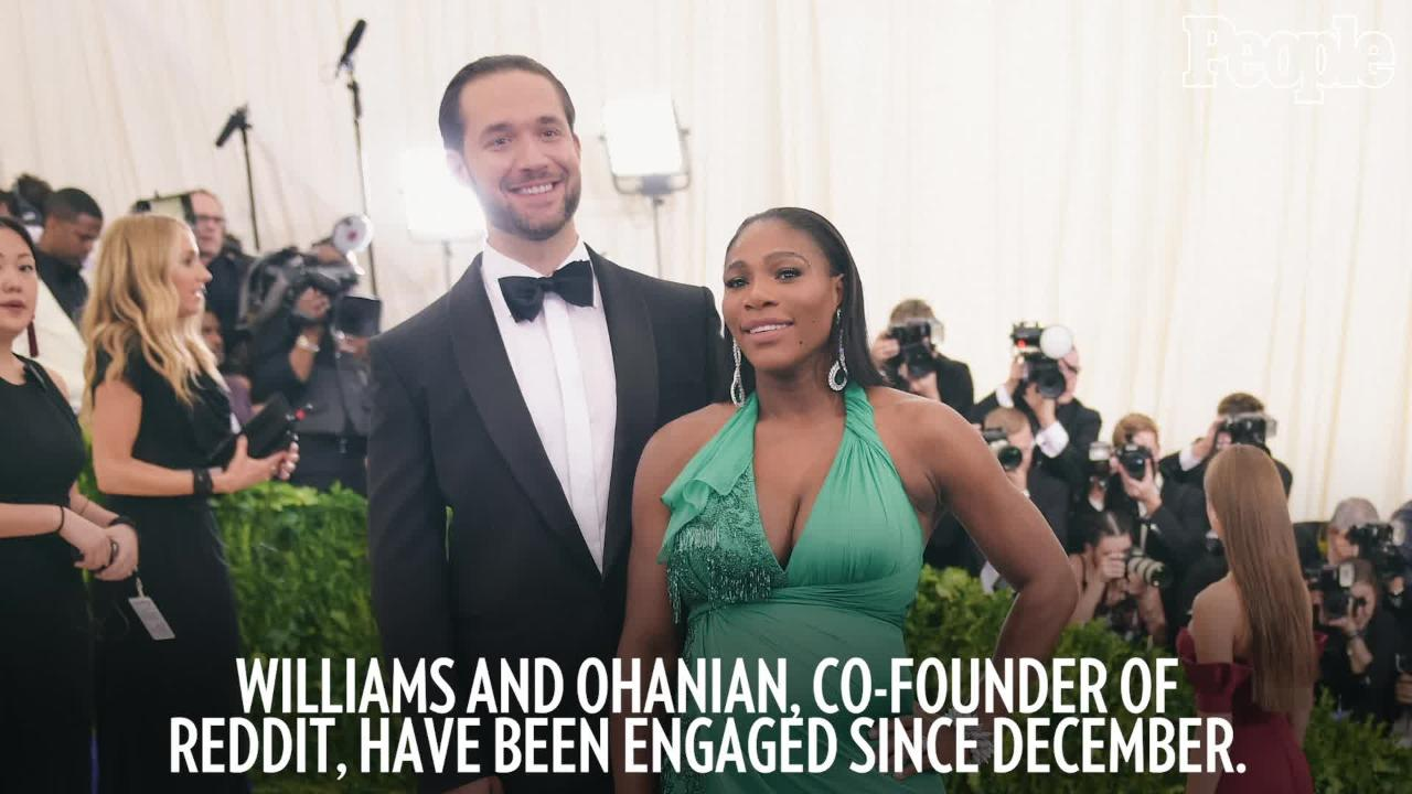 Serena williams alexis ohanian welcome daughter alexis olympia serena williams alexis ohanian welcome daughter alexis olympia people nvjuhfo Image collections
