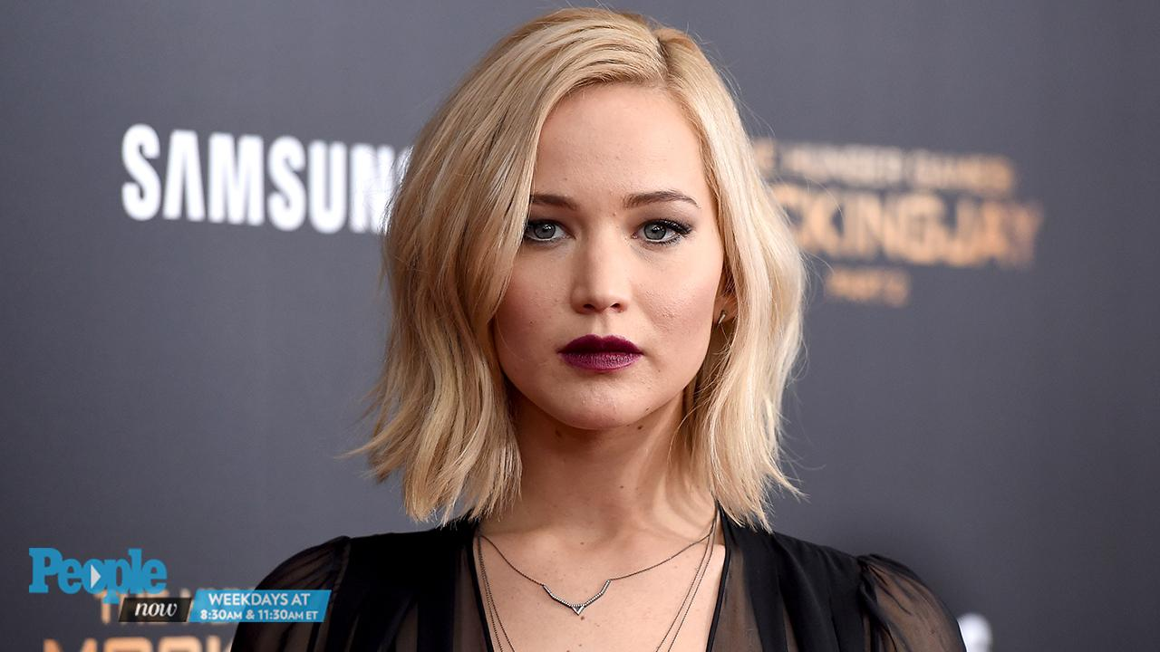Who is jennifer lawrence hookup november 2018