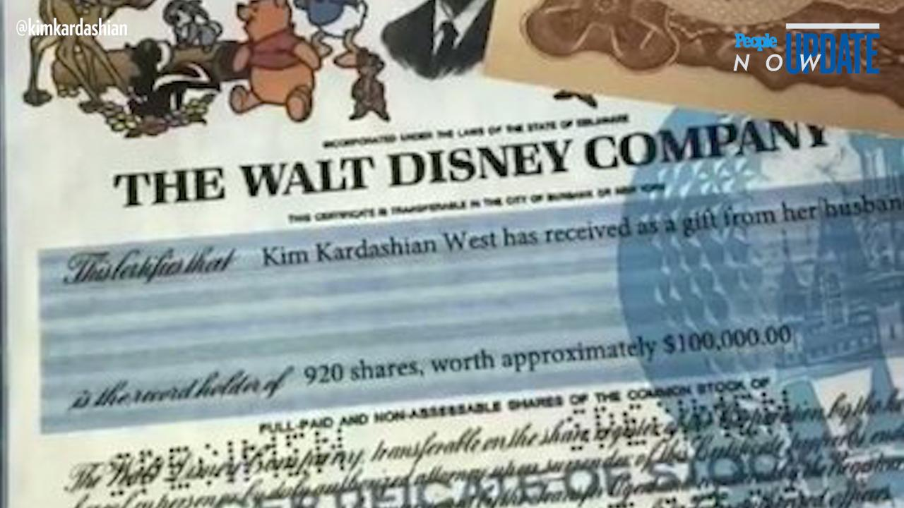 Kim kardashian receives stocks to disney netflix from kanye west kim kardashian receives stocks to disney netflix from kanye west people 1betcityfo Choice Image