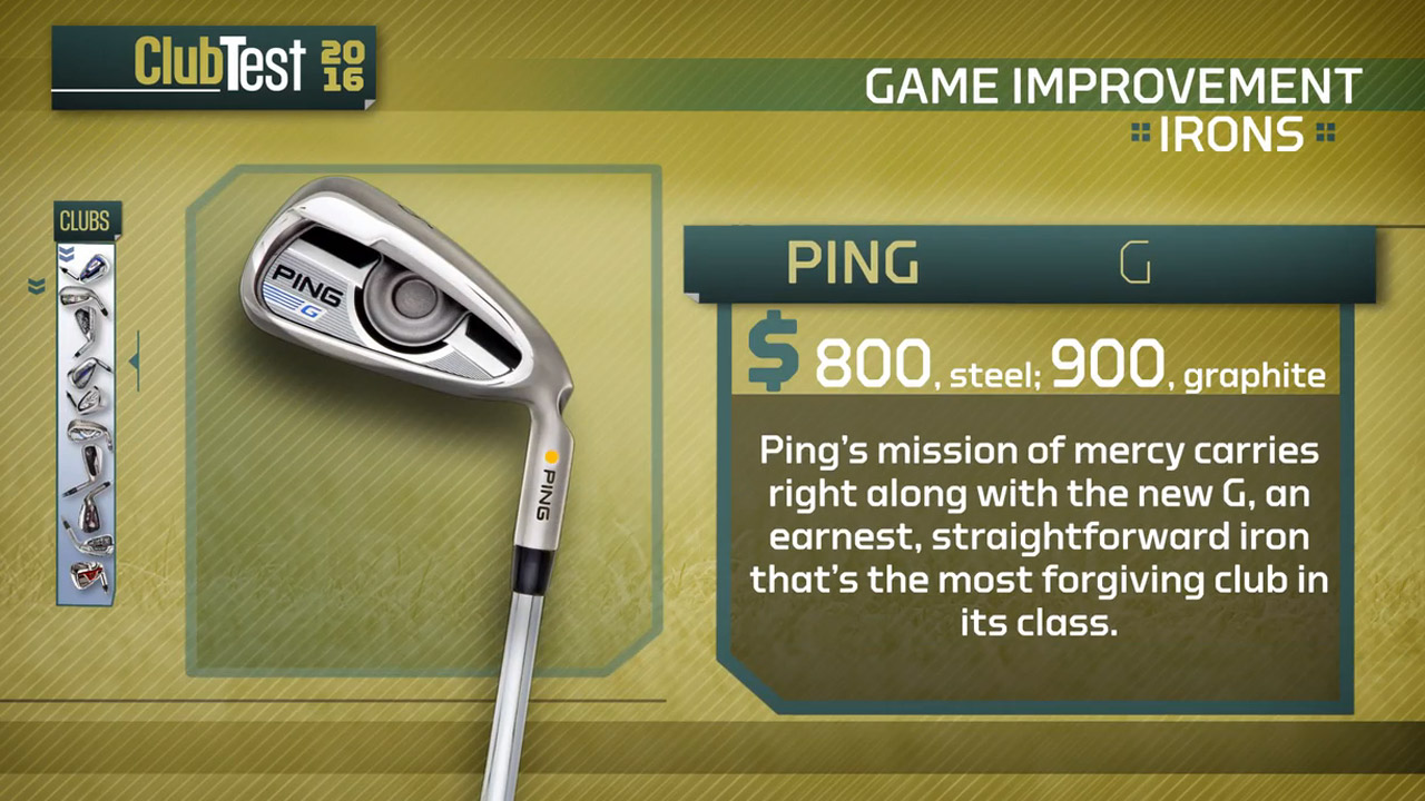 Ping g irons review irons review for best irons golf nvjuhfo Image collections