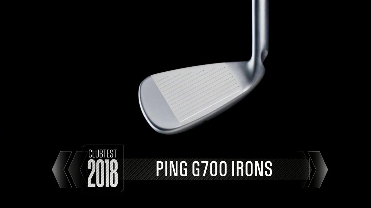 Ping g400 irons review clubtest 2018 golf nvjuhfo Image collections