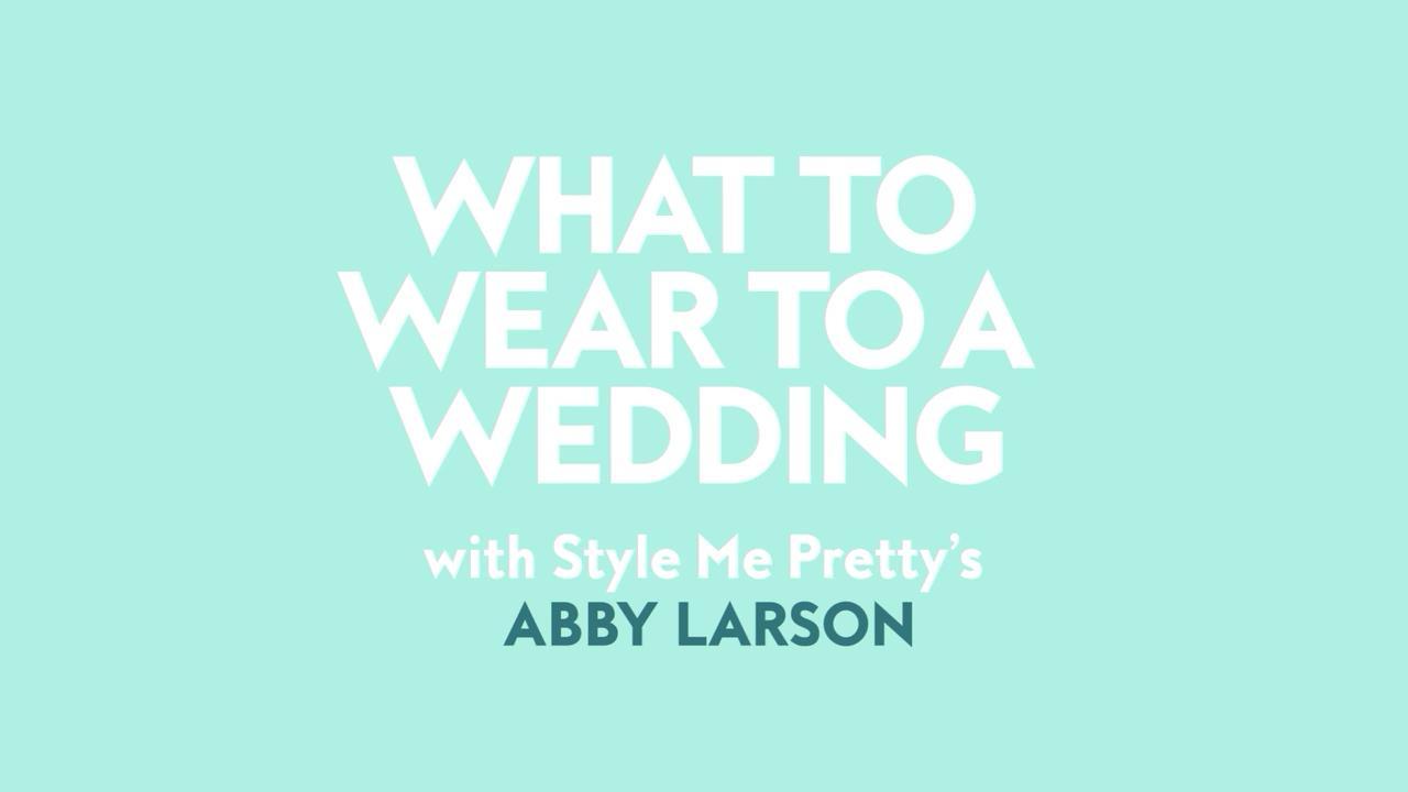 Abby larson style me pretty dresses