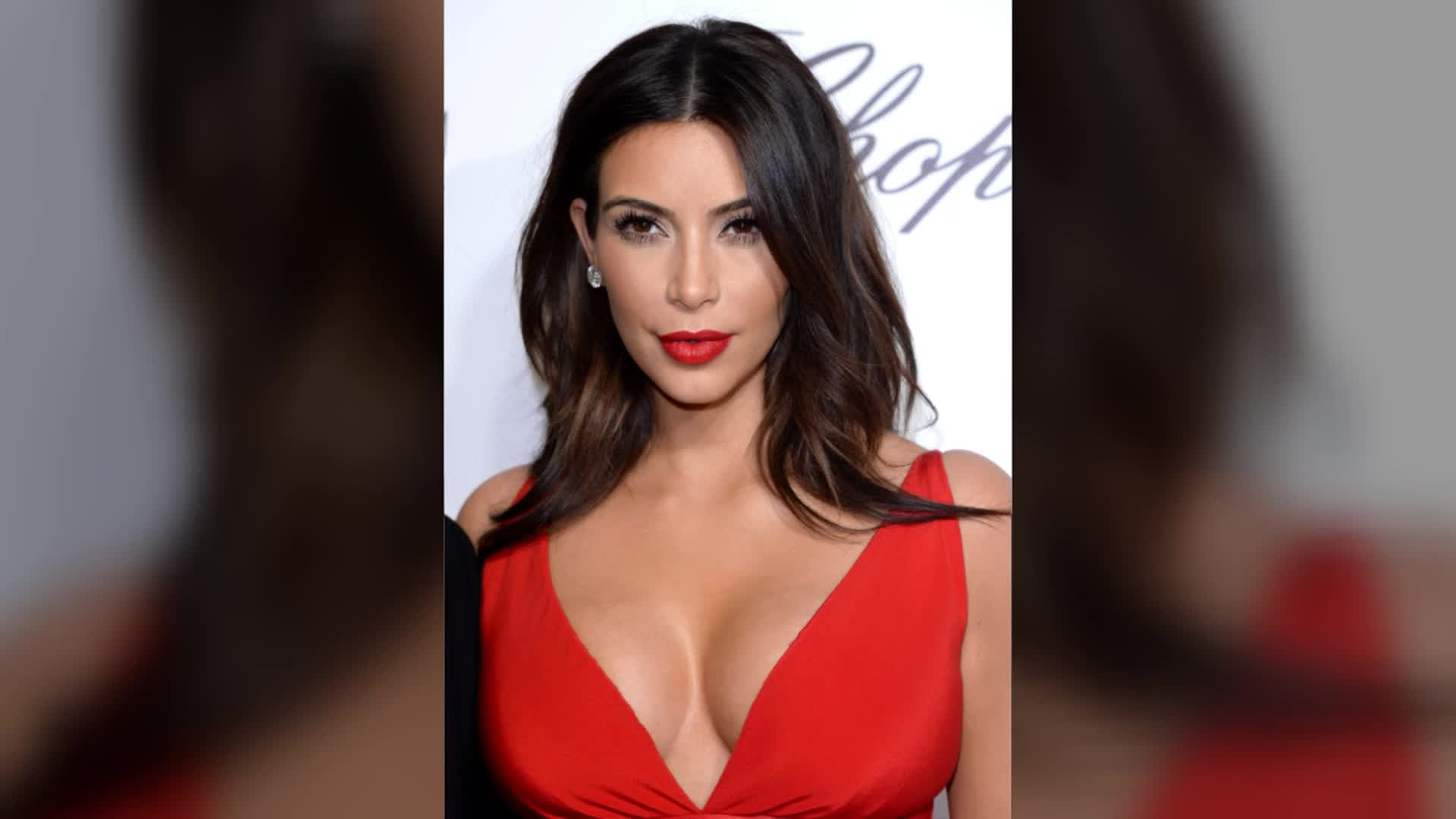 How kim kardashian highlights her body instyle thigh pmusecretfo Choice Image