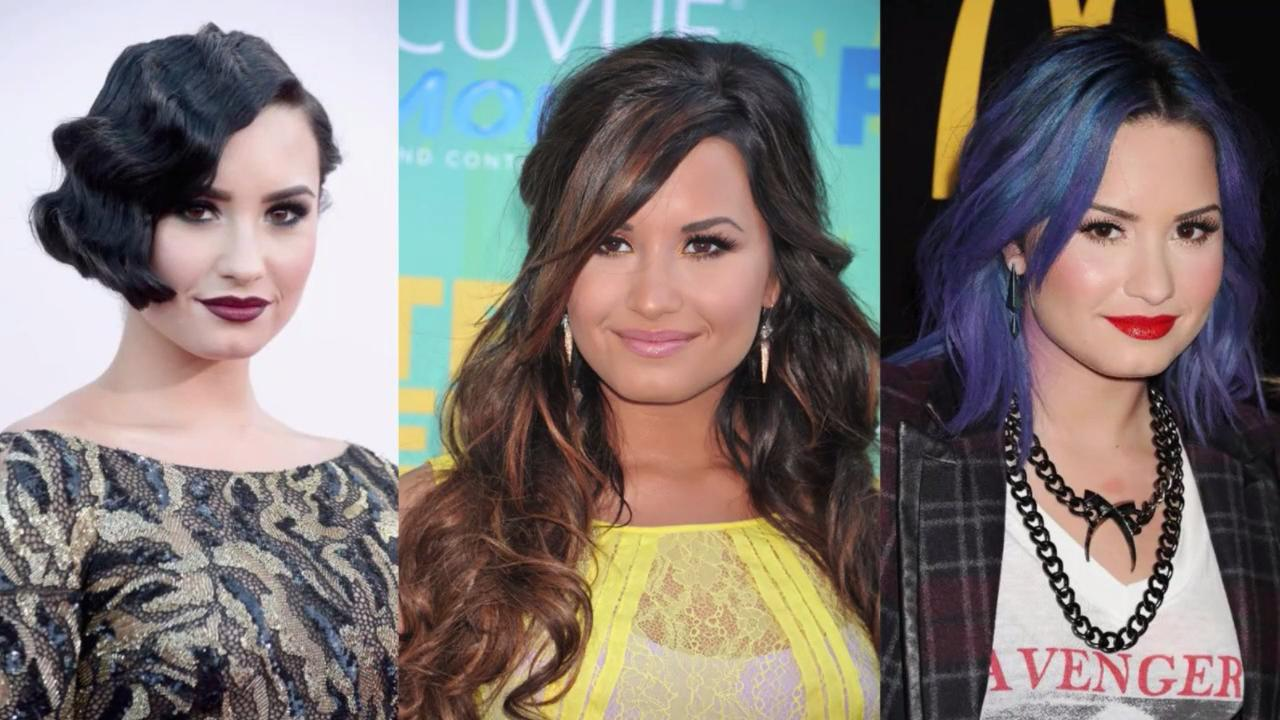 Demi Lovato Goes Back to Blonde in New \