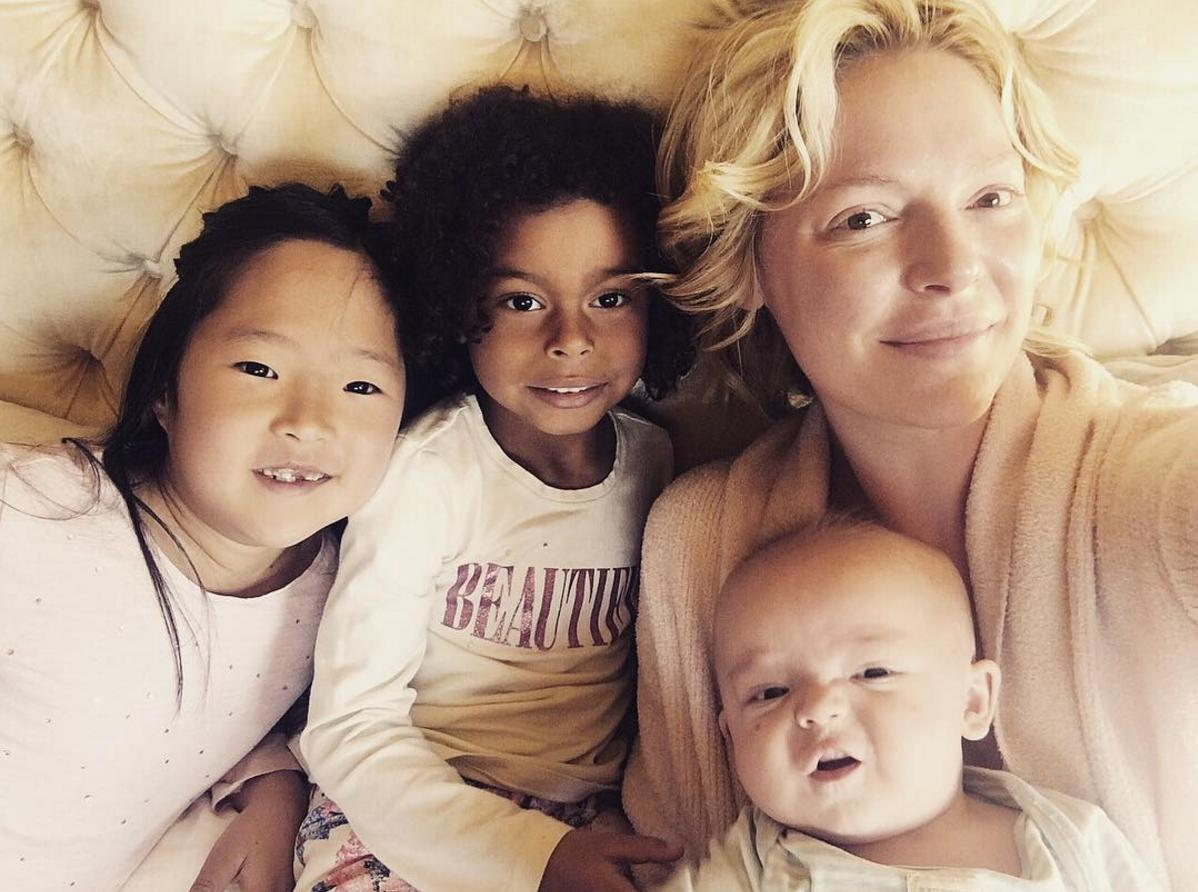 Katherine Heigl Gives Birth To Baby Boy   InStyle.com
