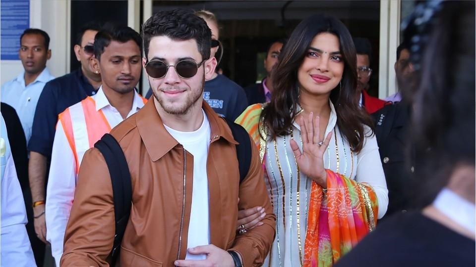 Flipboard Nick Jonas And Priyanka Chopra S Wedding Cake Was