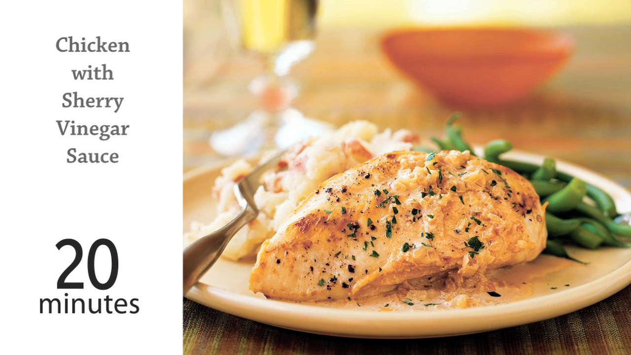 recipe: sherry chicken recipe [28]