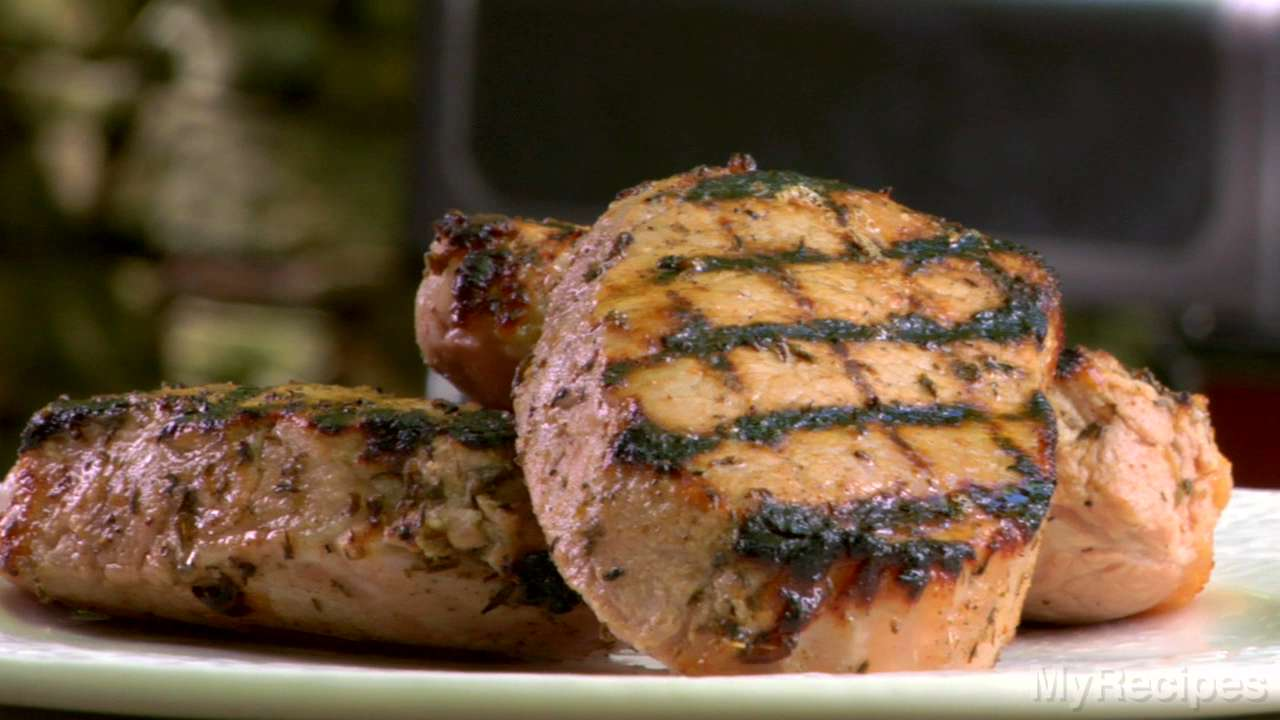 I Heart My Grill · How To Grill Pork Chops