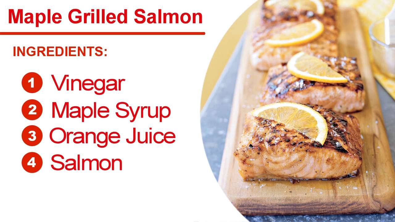 Quick & Easy · Five & Dine: How To Cook Maple Grilled Salmon