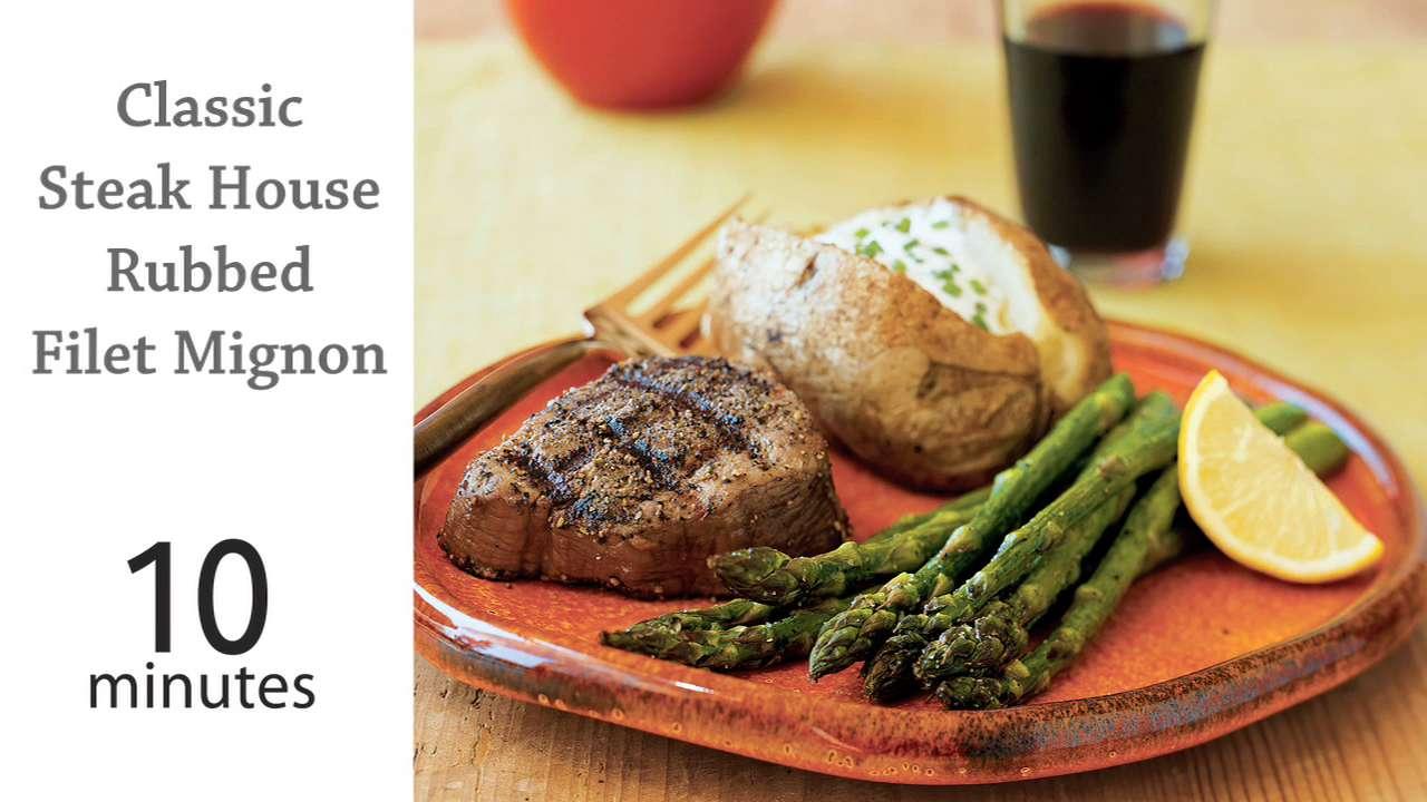 Easy steak recipes grill