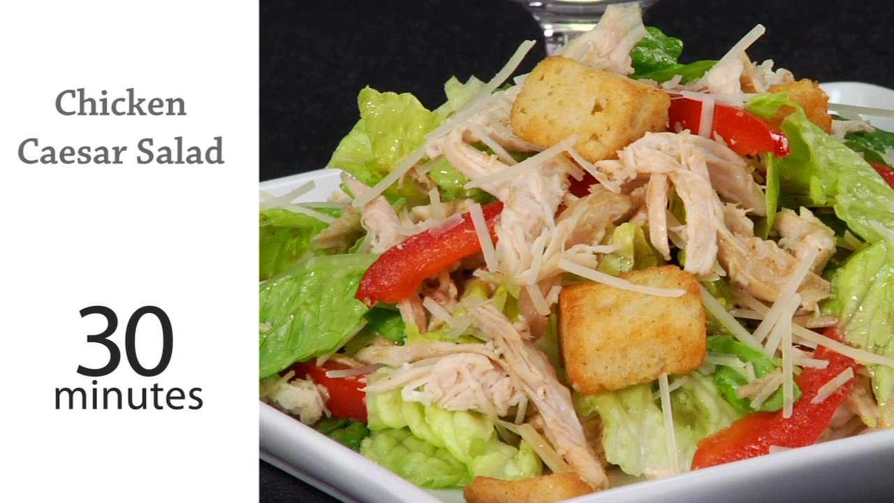 Caesar Salad Recipes Myrecipes