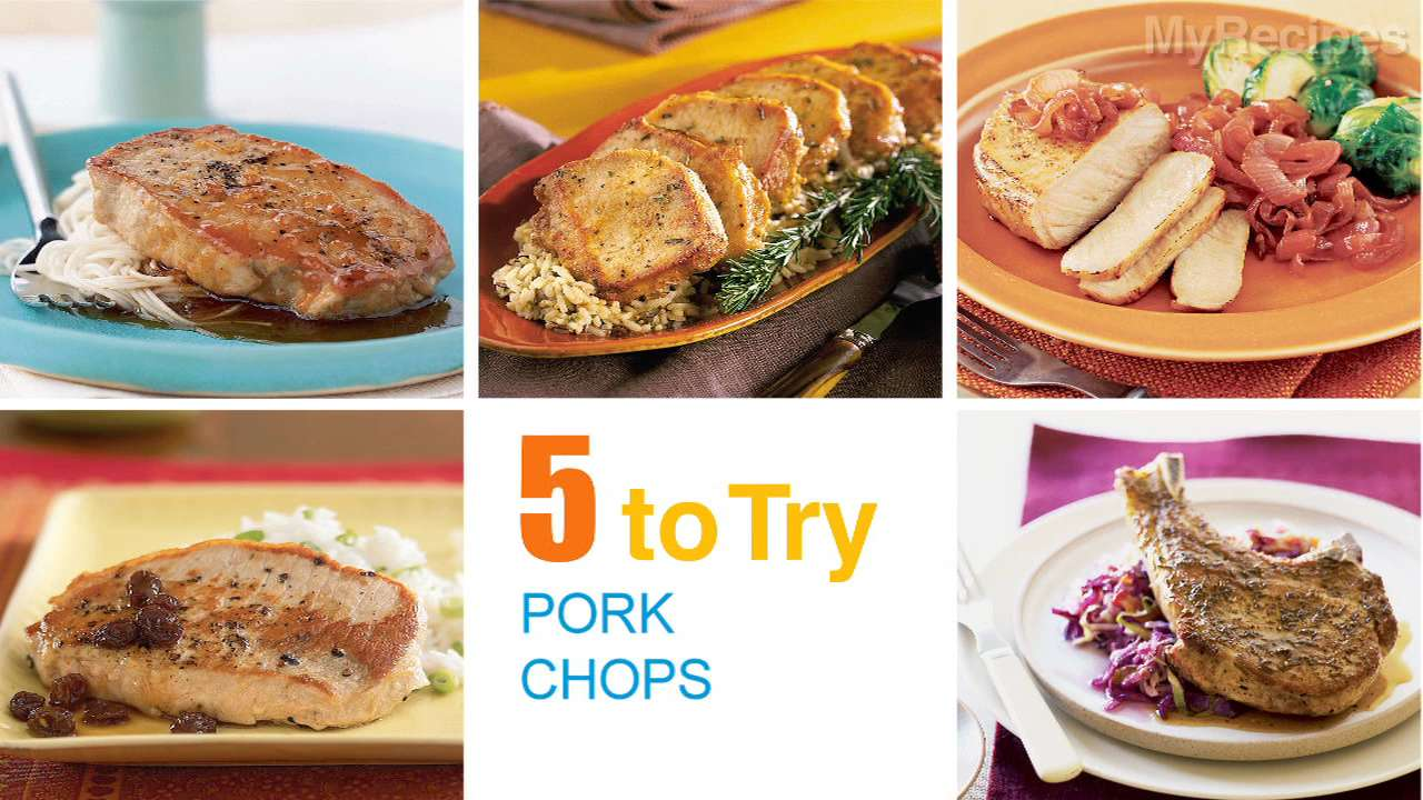 How To · 5 To Try: Pork Chops