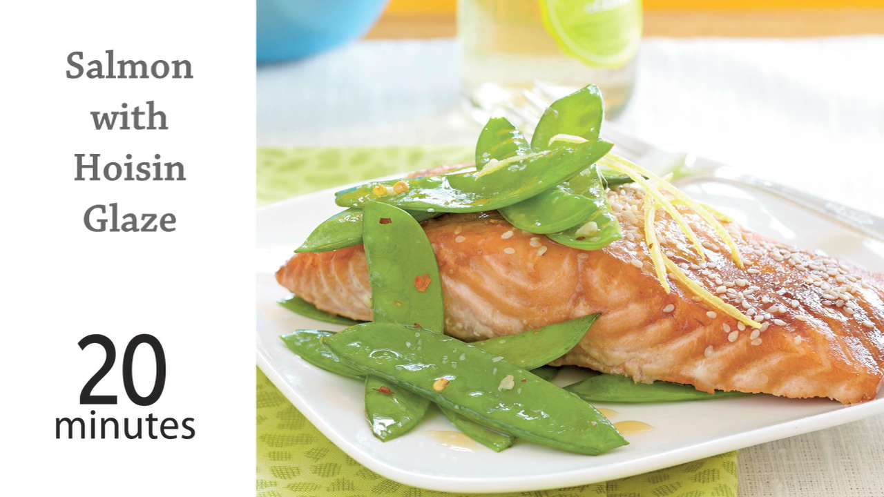 Maple glazed salmon my recipes