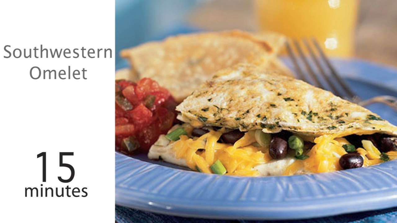 Omelet Recipes Myrecipes