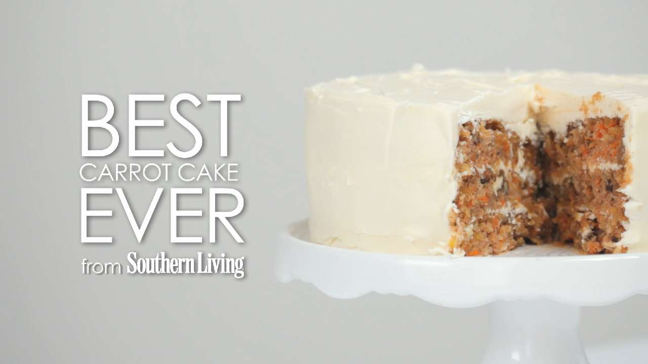 Carrot cake recipe easy living