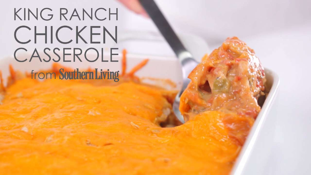 best king ranch chicken casserole ever
