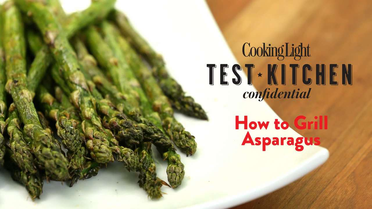 I Heart My Grill · How To Grill Asparagus