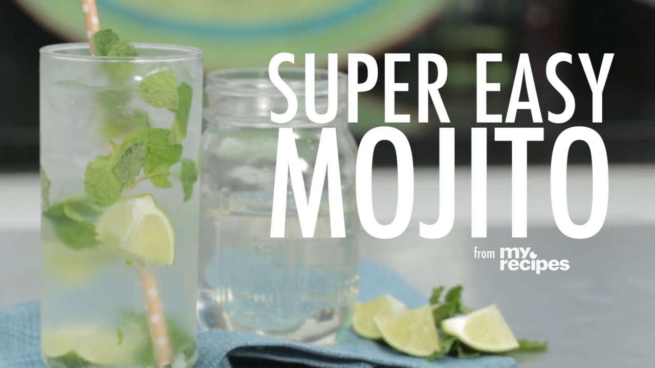 Super-Easy Mojito Recipe