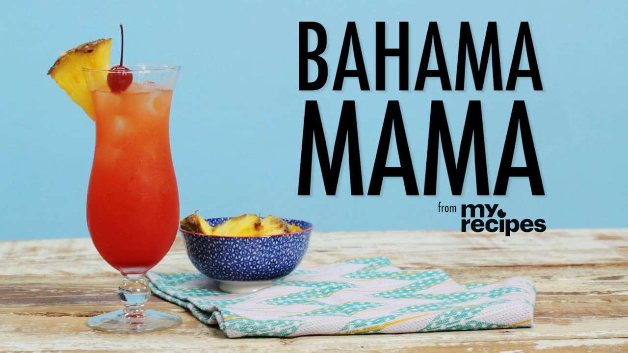 Bahama Mama Recipe Myrecipes