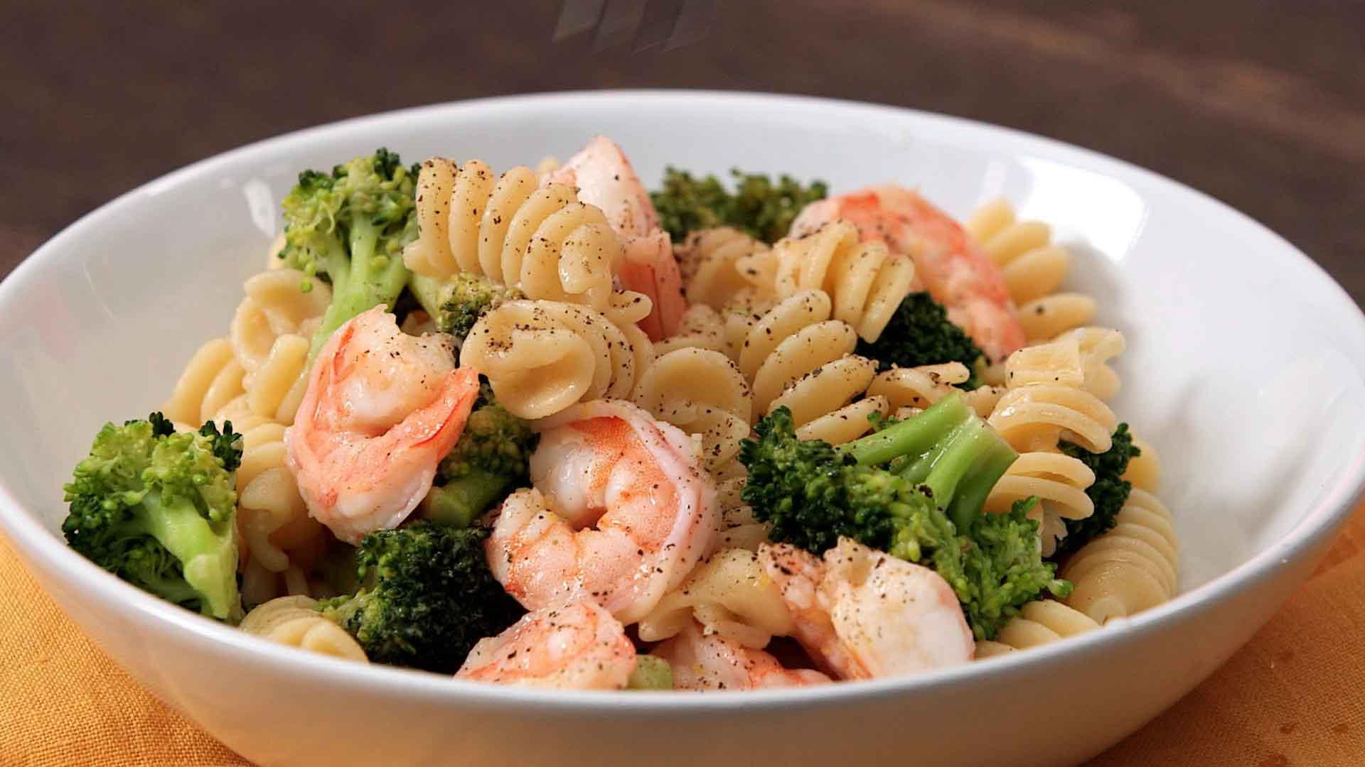 Rotini And Broccoli Recipe