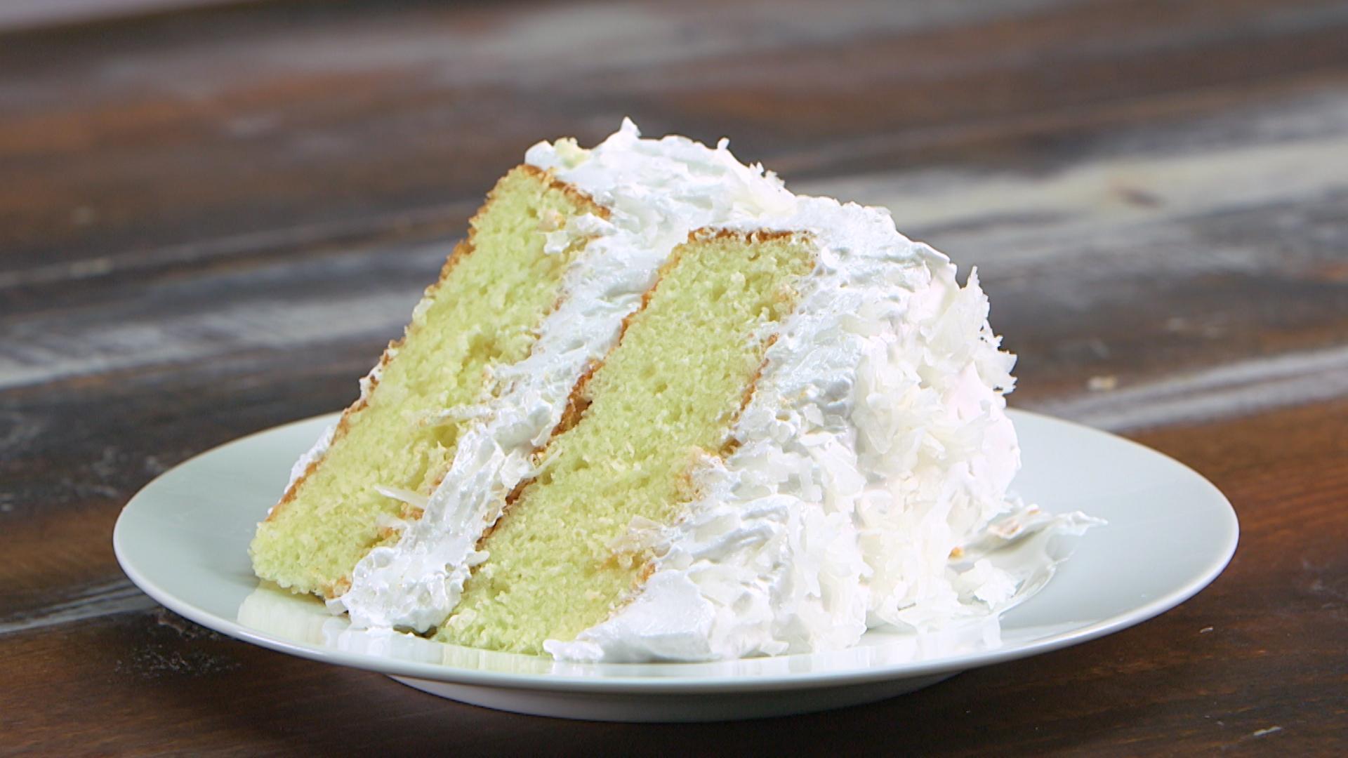 Best Coconut Cake In Houston