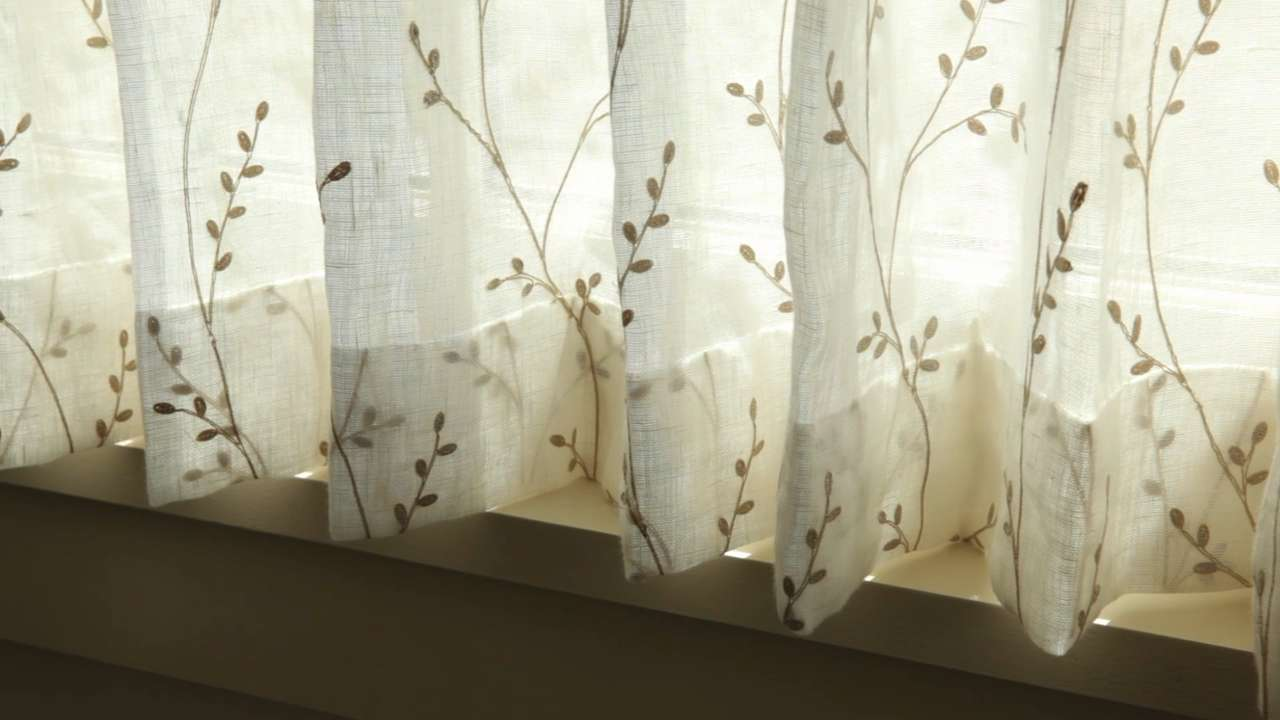 Cafe curtains for bedroom - Cafe Curtains For Bedroom 1