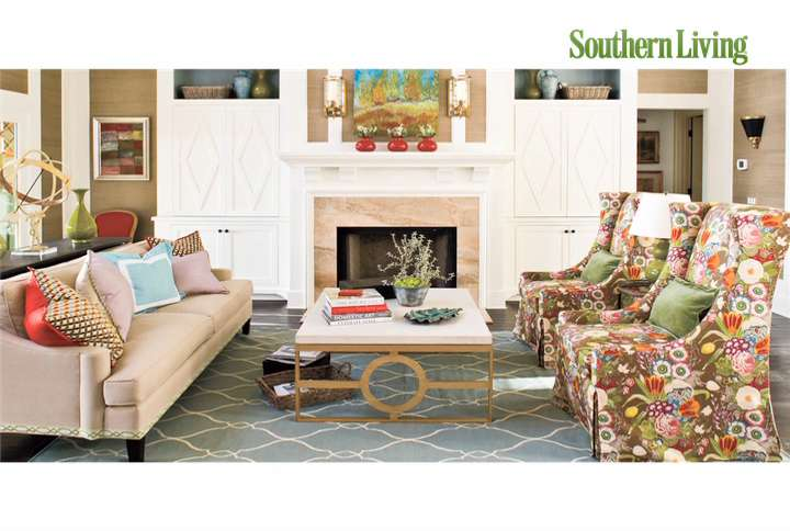 Living Rooms Ideas - Southern Living