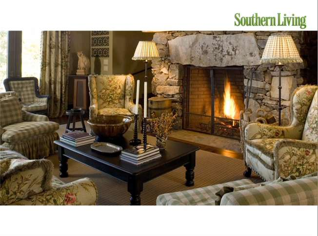 southern living room designs. Casual Family Rooms  Southern Living Room Decorating Ideas
