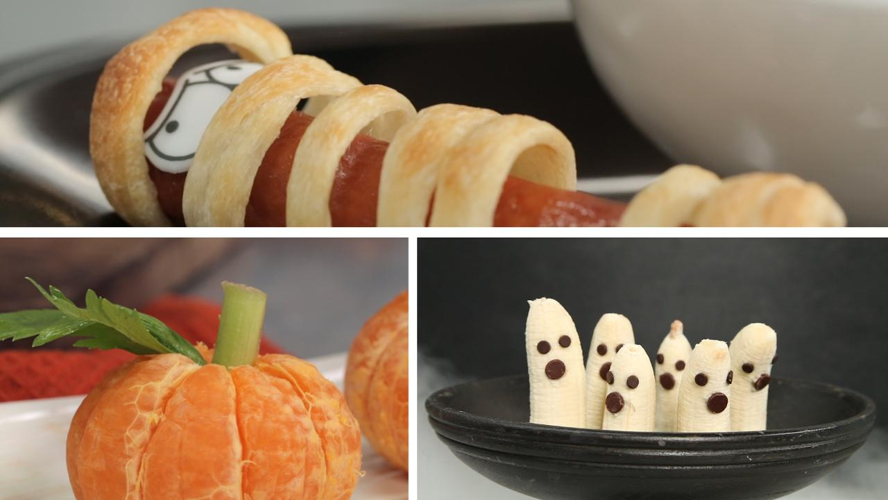 Three Halloween Appetizers - Southern Living