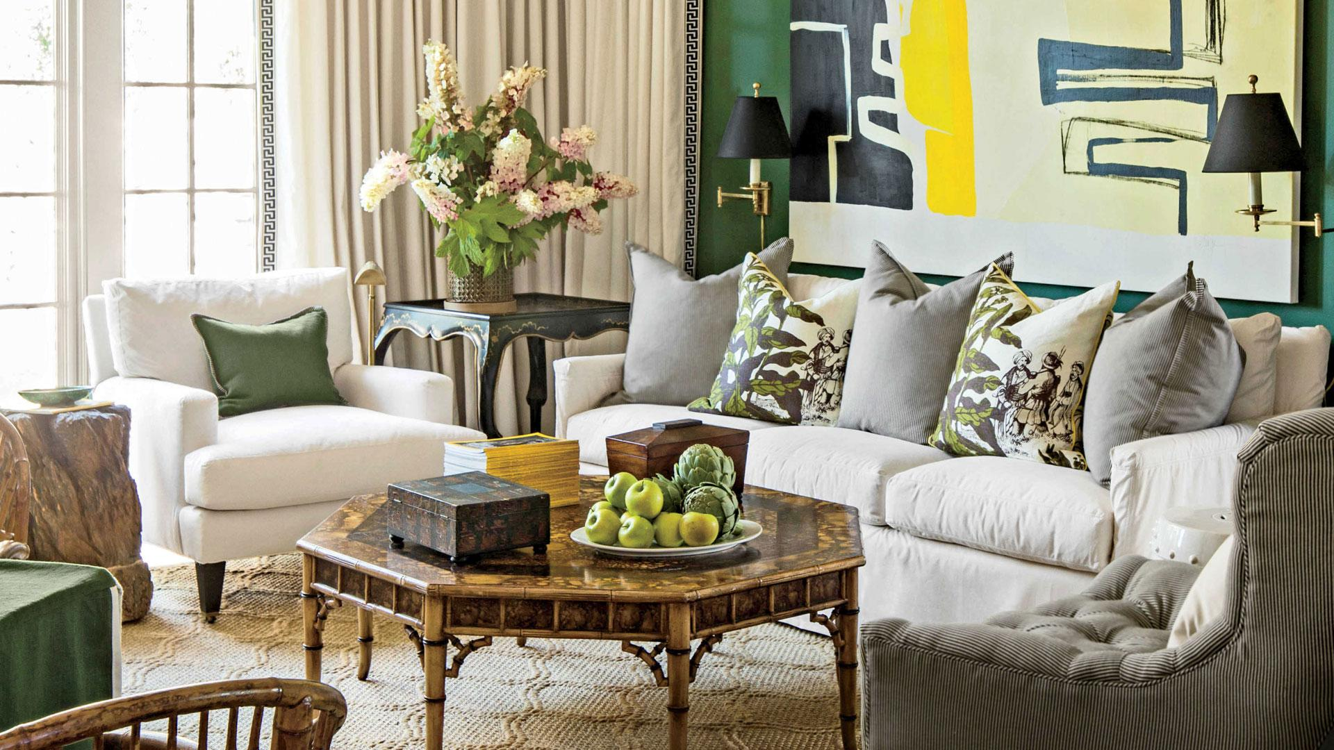 2016 Idea House: The Family Room - Southern Living