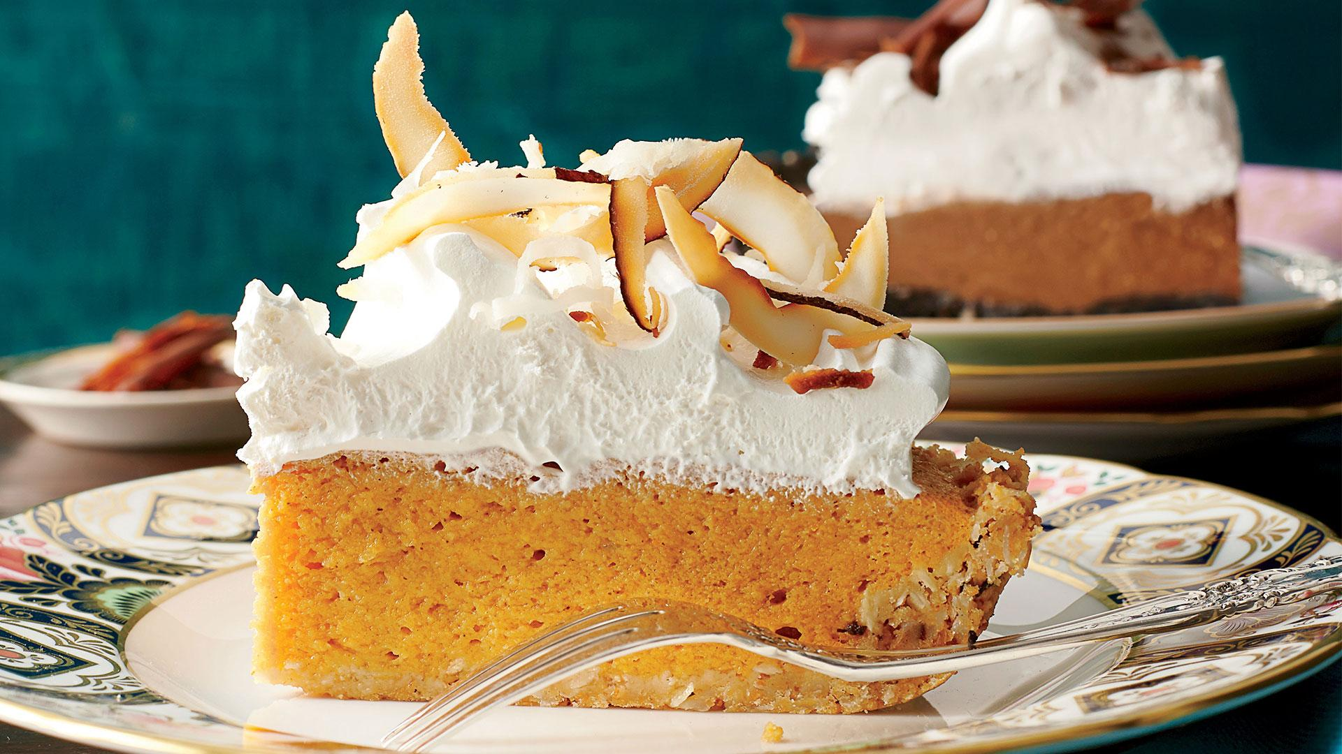Your Thanksgiving Table Needs This Coconut-Pumpkin Chiffon ...