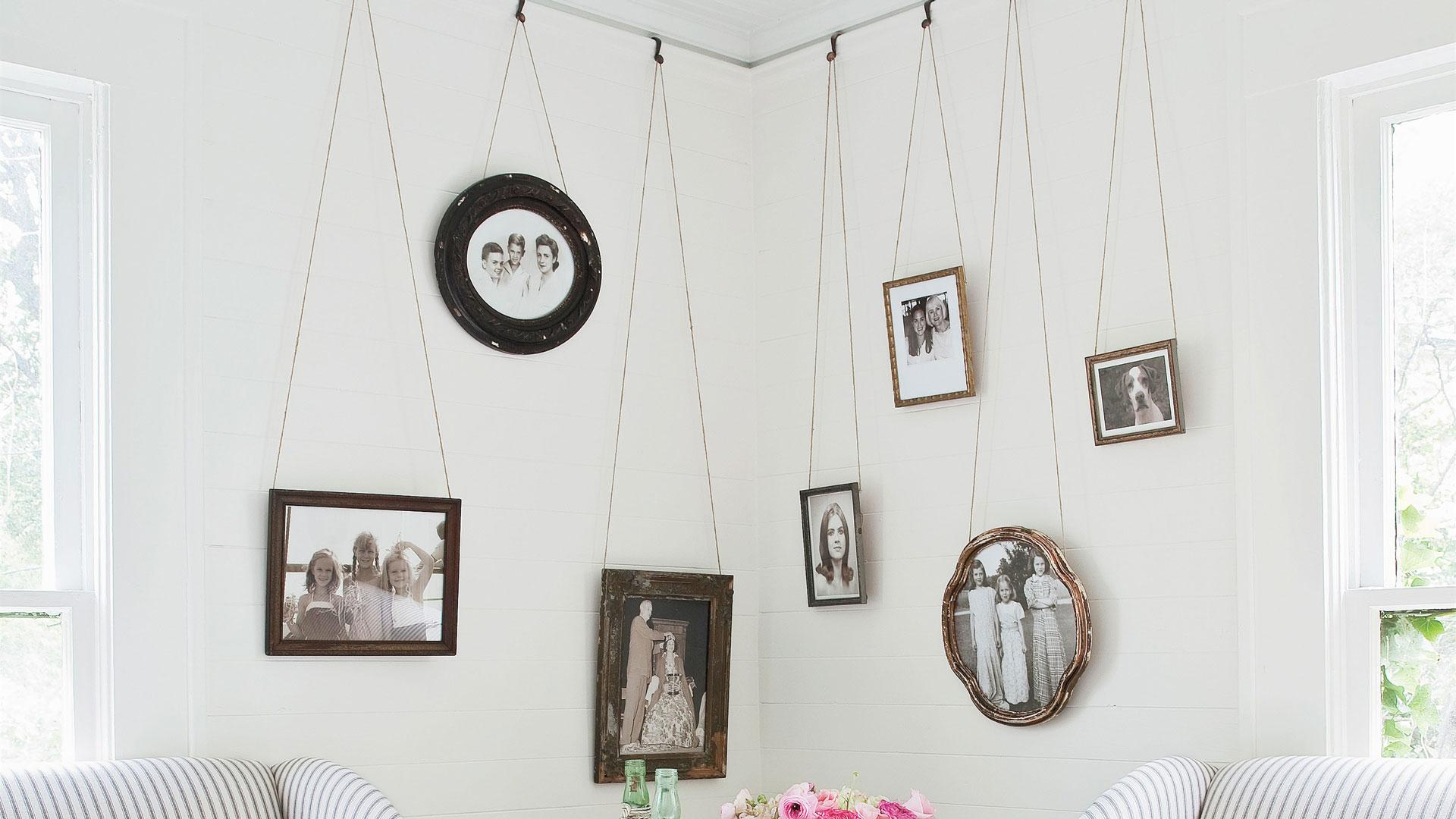 Done in a Day: Hanging Photo Display